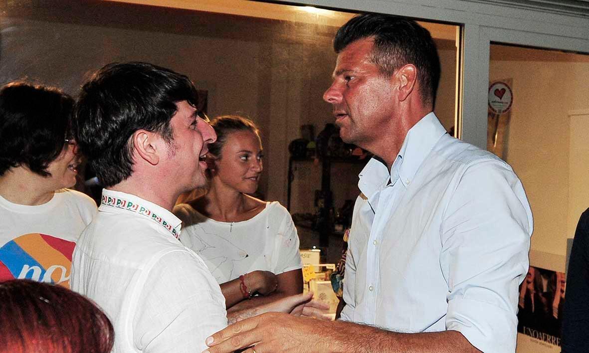 Mangialardi unisce il centrosinistra: è lui il candidato Presidente di tutta la coalizione